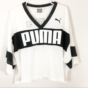 Puma Urban Sport Cropped Tee